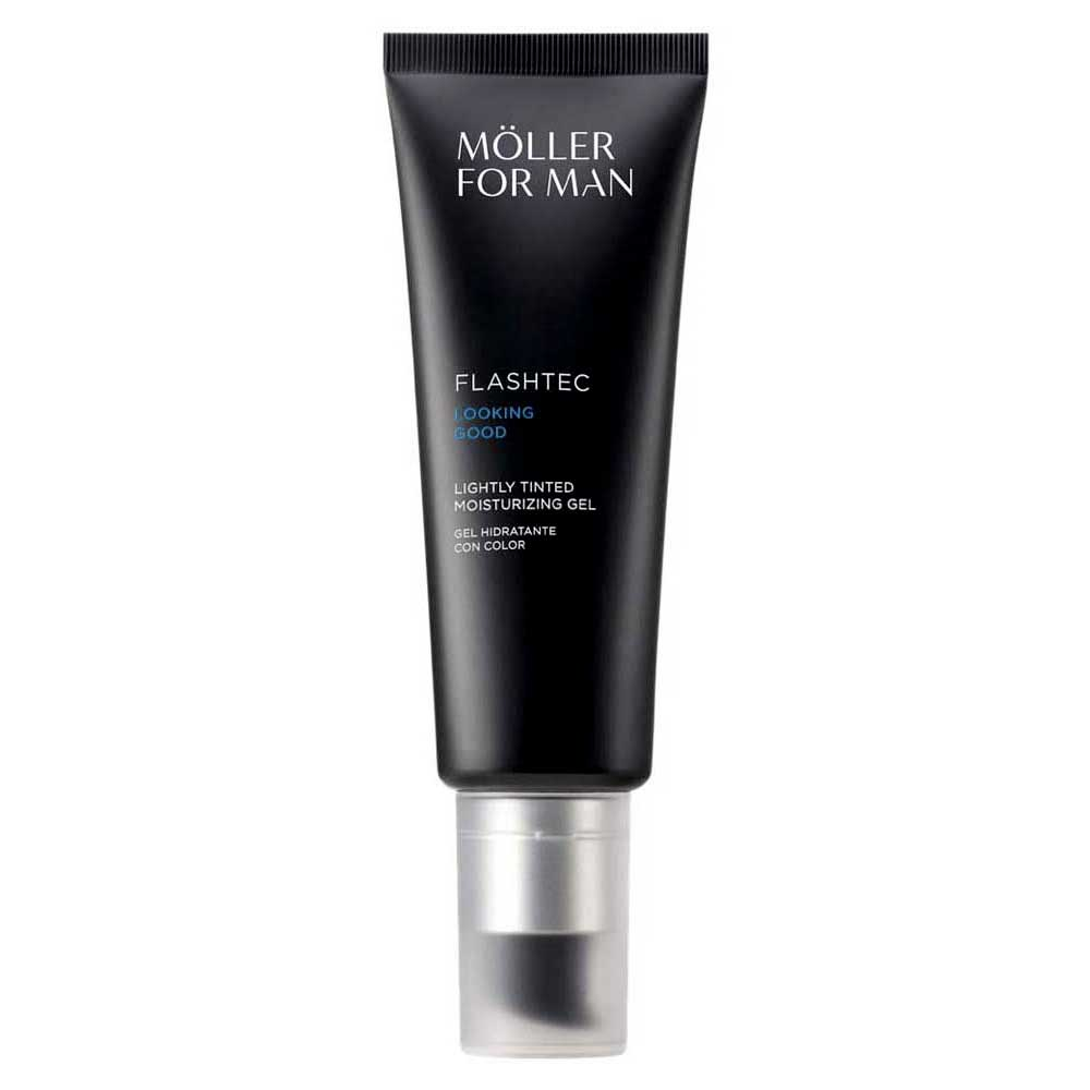 Anne moller fragrances For Man Flashtec Looking Good Lightly Tinted Moisturizing Gel 50ml