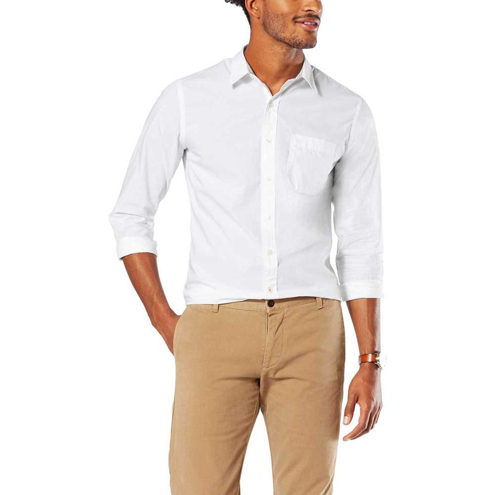 Dockers Washed Poplin