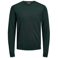 Jack & jones Mark Merino Knit Crew Neck