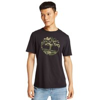 Timberland SS Kennebec River Camo Tree